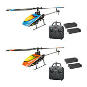 4 Channel Rc Helicopter 2.4g Remote Control Drone Aircraft Toys Beginner