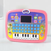 Children Learning Machine Kids Toys Educational Laptop Portable Learning Tablet