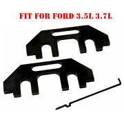 Timing Chain Tool Kit For Ford 3.5l 3.7l With Tensioner Replace For Lisle 37200