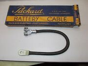 Nos Gm Packard Electric Battery Cable 6 Volt Iu-16 Korelug Application Unknown