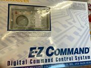 Bachmann 44932 E-z Command Dcc System Complete, Factory Sealed, Free Shipping