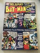 80 Page Giant Batman Special 185 Prize Collection Starring Robin The Boy Wonder