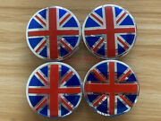 New 63mm Range Rover Supercharged Oval Badge Wheel Center Hub Caps Set Of 4