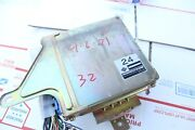 1990 Nissan 300zx 14s Ecu For 5 Speed Manual Transmission A18-a22-m59