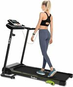 Treadmill 2.25 Hp Electric Motorized Folding Running Machine Home Office Gym