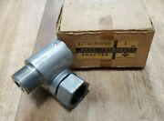 New Nos Nissan 710 Wagon Speedometer Transmission Drive Angle Adapter 75-79