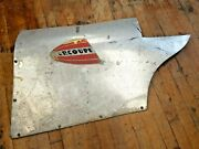 Vintage Ercoupe Side Cowl Body Panel Left Lh Aviation Aircraft Replacement Parts