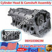 Complete Cylinder Head Assembly And Camshaft Fits Skoda Vw Cc Tiguan Audi A3 2.0t