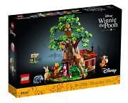 New Lego 21326 Ideas Winnie The Pooh Sealed Box In Hand Ready To Ship