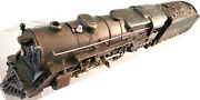 Lionel 2025 K4 Pacific Die-cast Steam Locomotive And 6466wx Whistle Tender 1948