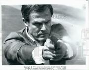 1972 Press Photo Actor Robert Culp Starring In Detective Hickey And Boggs