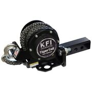 Kfi Products 101100 2 Tiger Tail Adjustable Tow System 705105085494