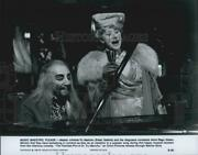 1980 Press Photo Peter Sellers In The Fiendish Plot Of Dr. Fu Manchu