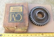 Nos Transmission Main Shaft 2nd Gear For 1965-72 Chevy Trucks With 5-speed New