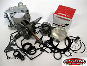 Wiseco Piston 95mm With Cylinder And Complete Bottom End Kit Yfz 450 2006-2009