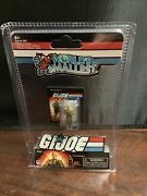 Duke First Sergeant / Worlds Smallest Micro Action Figure Collectible - G.i Joe