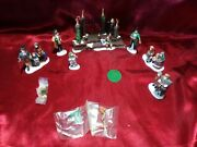 Department 56 A Christmas Carol Reading By Charles Dickens, Limited Edition