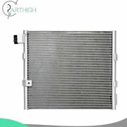 Replacement New A/c Aluminum Condenser For 05 06 07 Fuso Fe Series 140 145 4.9l