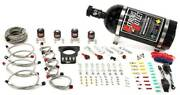 Nitrous Outlet Gm 78mm Dual Stage Lsx Plate System 10lb Bottle