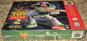 Toy Story 2 Buzz Lightyear To The Rescue Nintendo 64 New