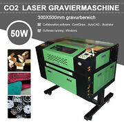 50w Usb Co2 Laser Engraving Machine Cutting Engraver Laser Cutter 20x12