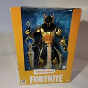 Epic Games Fortnite The Ice King 11andrdquo Deluxe Figure Mcfarlane Toys Dmg Package