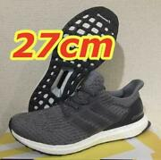 Men 9.0us Postage Included Adidas Ultra Boost Gray