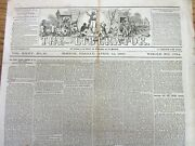 1865 Anti-slavery Newspaper The Liberator Surrender Of Lee End Of The Civil War