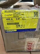 Square D Mjl36400yq 3p 400a 600v Powerpact Circuit Breakers New In Box