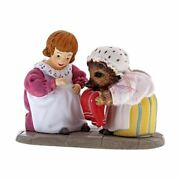 Beatrix Potter Mrs Tiggy-winkle And Lucie Collectors Figurine - Boxed Ornament