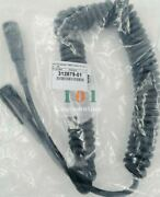 New For Heidenhain Hand Wheel Cable Hr410 312879-01 Spring Cable 1 Meter