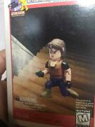 Resident Evil Code Veronica Cledfield Action Figures