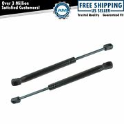 Front Hood Lift Support Shock Strut Pair Lh And Rh Sides For Infinity M35 M45 New