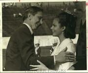 1969 Press Photo Christy Thomas Crowned Queen Of Rice University Football Game