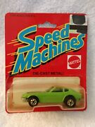 Hot Wheels Speed Machines Z Whiz With Red Stripe Malaysia