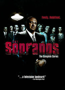 The Sopranos The Complete Series Dvd 2014 30-disc Set Brand New