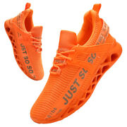 Womens Running Athletic Shoes Non-slip Sports Tennis Walking Just So So Sneakers