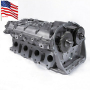 Engine Cylinder Head Assembly W/ Camshafts Valves Bolts 06h103063m For Vw Cc Eos