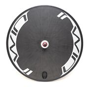 Irwin Aon Rear Disc Wheel 11 Speed Carbon Clincher Triathlon Tt Track Shimano