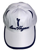 20 Nwt Ben Hogan Embroidered Golf Hat Adjustable Navy And White One Size Fit All