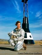 Prospective Astronaut Betty Skelton - 1959 - Canvas Print Available In 4 Sizes