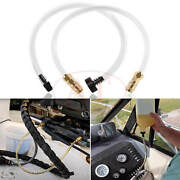 Sale Bleed Kit Filler For Seastar Hydraulic Steering Systems Bridge Tube And Hose
