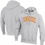 Tennessee Volunteers Champion Team Arch Reverse Weave Pullover Hoodie -
