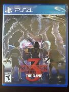 Stranger Things 3 The Game Ps4 Limited Run Games
