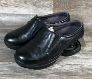 Z Coil Women Shoe Taos Clogs Size 9w Pain Relief Slip On Mule Pre Owned Yq