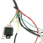Electrical Solenoid Coil Cdi Accessories Wiring Harness Portable Durable