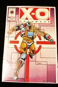 X-o Database 1 1993- 2 Acetate Interior Pages Rare Find Mint Condition