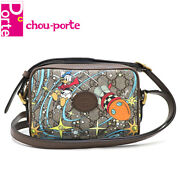Disney Donald Duck Mini Shoulder Bag Gg Gold Fittings 648124 Women And039sused