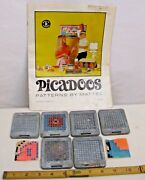 Mattel Thingmaker Picadoos Molds With Instructions