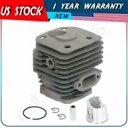 Cylinder Piston Kit 48mm Bore For Husqvarna 261 262 262xp Chainsaw 503 54 11 72